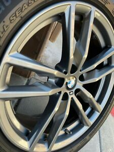 Bmw Oem 698m Style19 Wheels And As Tires