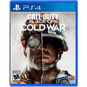 Activision Call of Duty: Black Ops Cold War PS4 $44.00