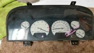 02 03 04 Jeep Grand Cherokee Speedometer Cluster Limited And Overland Mph 164134