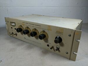 Keithley Instruments Model 246 Regulated High Voltage Power Supply Untested