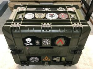 Snap on All Weather Tool Chest green