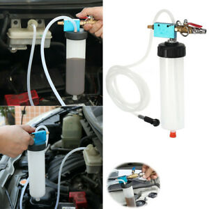 Car Brake Fluid Oil Replacement Tool Clutch Pump Oil Bleeder Exchange Equipment