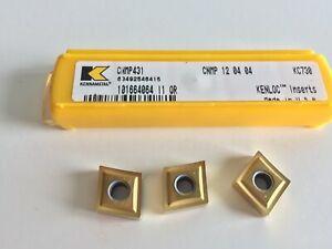 Kennametal Cnmp431 Turning Kc730 Inserts 5 Inserts As Shown