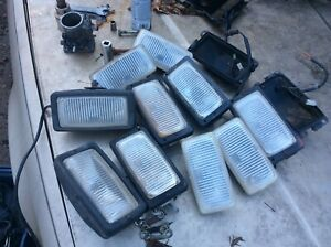 Bmw Hella Fog Lights For E30 325is 12 Pieces