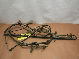 Jeep Wrangler Tj 1999 Rear Tail Light Soft Top Wiring Harness No Sound Bar