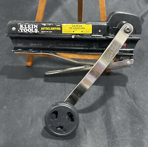 Klein Tools 53725 Autoclamping Bx 3 8 Armored Cable Cutter