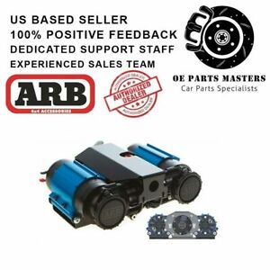 Arb Air Compressor Twin Kit Powers Most Air Tools On Board 24v Ckmta24