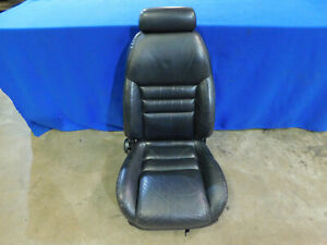 94 95 96 97 98 Ford Mustang Black Leather Passenger Right Hand Seat Oem D80