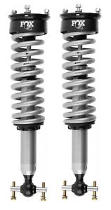 Fox Shox 985 02 134 Set Of 2 Front Coil over Ifp Shock For Silverado sierra 1500