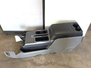 2017 2020 Ford F150 Front Floor Console Full Console W lid Oem 2018