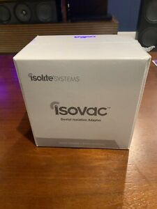 Isolite Systems Isovac Dental Isolation Adapter 3 pack part eiv0102