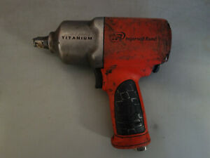 Ingersoll Rand Ir 2135timax Titanium1 2 Drive Pinned Anvil Air Impact Wrench