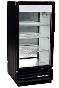 True Gdm 10 Double Sided Glass Door Refrigerator Cooler Free Shipping