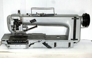 Singer 300w124 Walking Foot Multi needle Long Arm 20 Industrial Sewing Machine