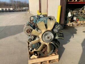 2000 International Dt466e Diesel Engine 195hp All Complete Run Tested