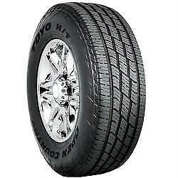1 New 265 70r18 Toyo Open Country H t Ii Tire 2657018