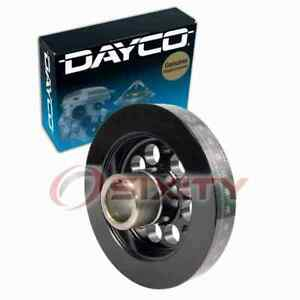 Dayco Engine Harmonic Balancer For 1966 1973 Chevrolet C30 Pickup 5 0l 5 3l Ed