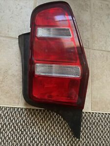 2010 2012 Ford Mustang Tail Light Tail Lamp Lh Left Driver Oem
