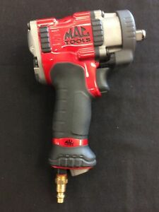 Mac Tools High Performance Led 1 2 Air Impact Wrench Mpf990501c