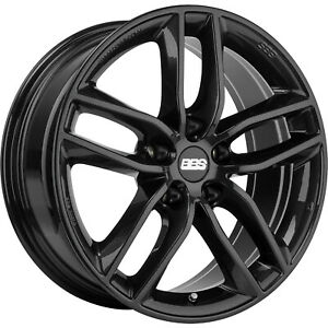 19x8 5 Black Wheel Bbs Sx 5x4 5 45