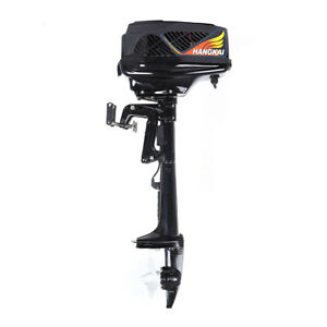48v 4hp Electric Outboard Motor 1000w Fishing Boat Engine Propeller Troller 1kw