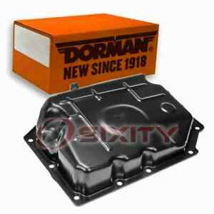 Dorman Automatic Transmission Oil Pan For 2007 2010 Dodge Charger Hard Parts Pj