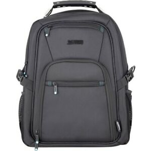 Urban Factory Carrying Case backpack For 17 3 Notebook Black