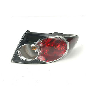 2006 2007 Mazdaspeed Mazda 6 Speed Oem Right Outer Tail Lamp Brake Light Pass Rh