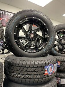 New 6 Lug F150 Expedition 20x10 24mm Wheels With 275 60 20 All Terrain Tires