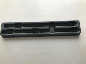 Mint Snap On Tools 1 2 Ext Socket Tray Only Holds 2 3 5 8 11 Pakty280