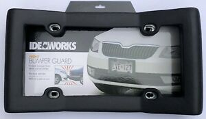 Ideaworks Bumpshox Front Bumper Guard Bumper Protector License Plate New