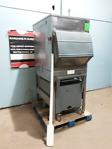 follett Hd Commercial nsf Approx 700lbs Cap Ice Storage transport System