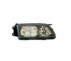 Mazda 626 V 1997 1999 Black Vp1149p Right Headlight Rht