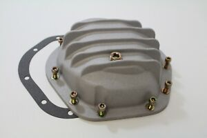 Dana 44 Differential Cover Kit 10 Bolt Chevy Gm Ford Dodge Alum Satin