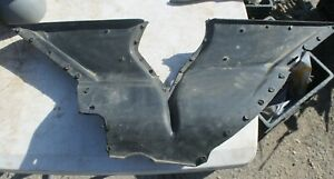1966 Chevy Impala 9707499 Heater Duct Of