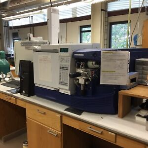 Micromass Quattro Micro Gc Gc ms ms Triple Stage Mass Spectrometer
