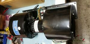 Mclean C 1118 Squirrel cage Blower Fan 16hp 3000rpm 115v 2 4a new
