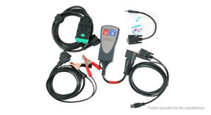 Pp2000 Lexia3 Latest Automotive Diagnostic Tool For Peugeot Citroen