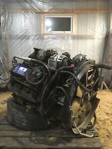 2003 Ford 6 0 Powerstroke Diesel Engine Studded Complete