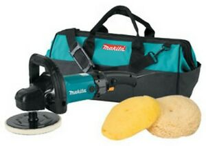 7 Polisher Kit With Wool Pads Mkt 9237cx3 Brand New