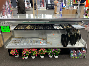 70 X 20 X 38 Jewelry Showcase Retail Display Case Local Pickup Only