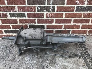 1970 Ford Maverick 3 Speed Toploader Transmission C8ar 7006 B Ran Bb