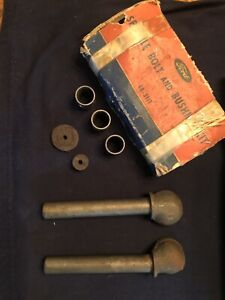 Ford Spindle Bolt And Bushing Kit Nos 48 3111