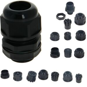 1pcs Cable Glands Joints Adapter Cord Connect Connector 2 3 4 5 6 7 8 Hole