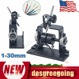 1 30mm Manual Wire Cable Stripping Peeling Machine Stripper Metal Recycle Tool