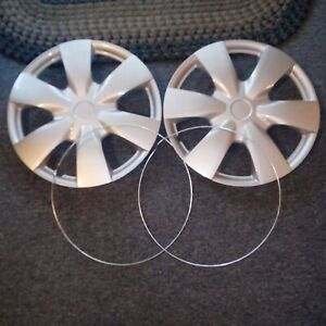 Wheel Cover Hubcap For Toyota Yaris 2004 2014