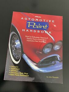How To Automotive Paint Technical Data Selection Application Manual Handbook