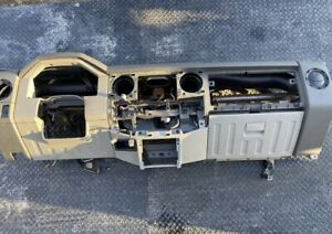 Complete Dash Panel Oem 2008 2009 2010 Ford F250 F350