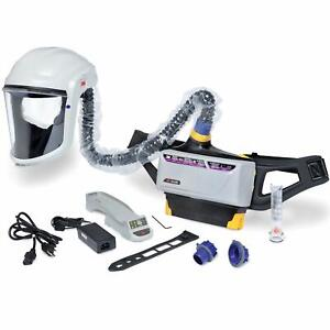 3m Tr 800 psk Versaflo Powered Air Purifying Respirator Assembly Painters Kit