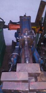 Hydraulic Exhaust Pipe Bender Huth 1975